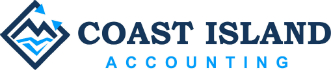 Coast Island Accounting Logo
